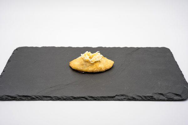 Mini Empanadilla de jamón y queso