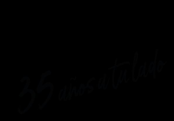 Logo 35 aniversario