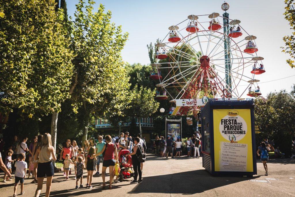 Fiesta El Rincón Parque Atracciones
