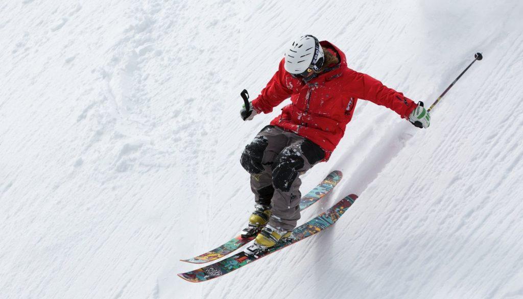 Esquiador Piau