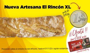 Barra Pan El Rincón XL