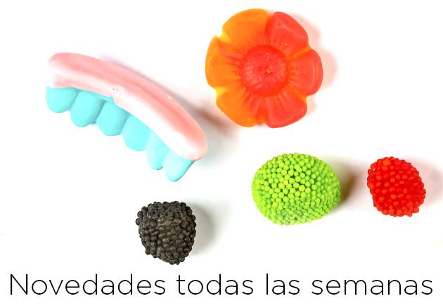 comprar chucherias y frutos secos online Zaragoza