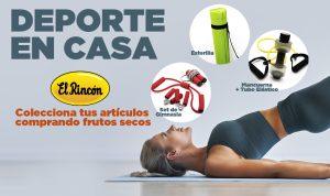 Promoción Deporte Frutos Secos El Rincón