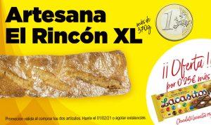 Oferta de Pan Zaragoza