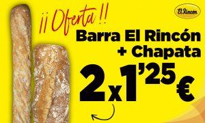 Oferta Pan Abril Zaragoza