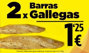 Promoción Pan Gallega Zaragoza