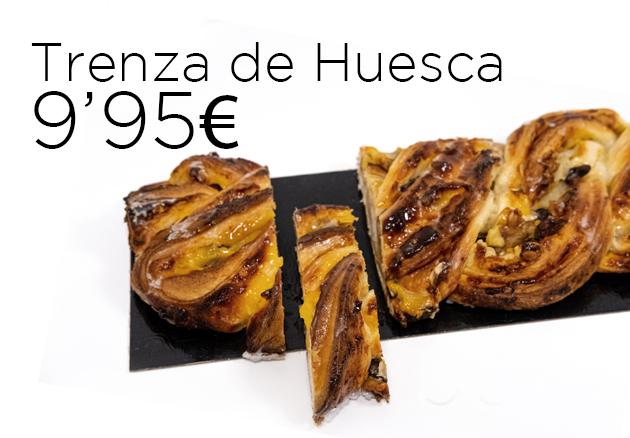 Trenza de Huesca Zaragoza