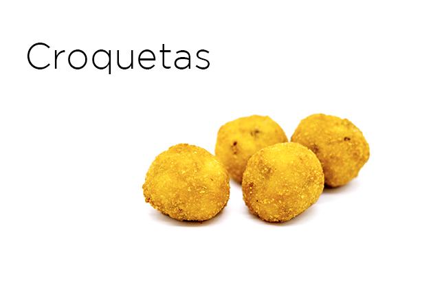 Croquetas El Rincón