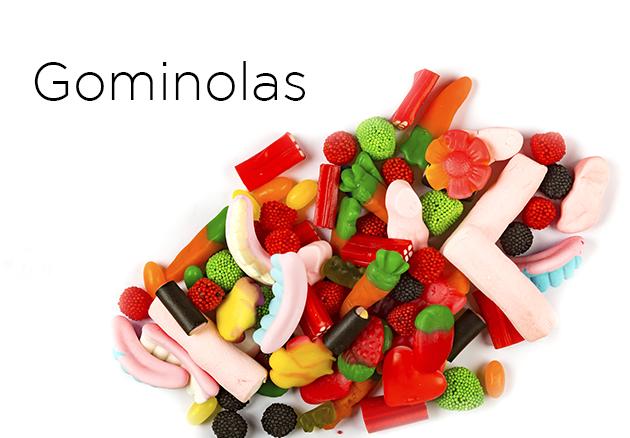 Gominolas El Rincón