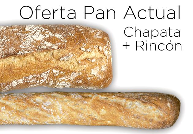 Oferta Pan Actual El Rincón