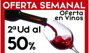 oferta semanal vino